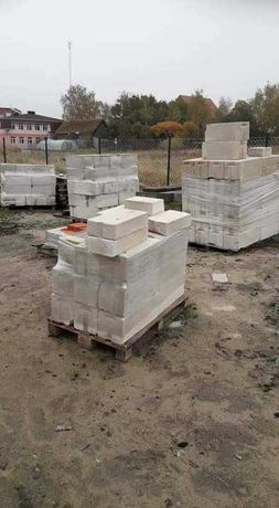Sprzedam pozostałości po budowie