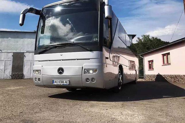 Автобуси 18-35-53 місця. Пасажирські перевезення, замовлення автобусів