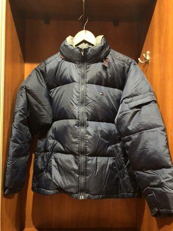 Зимняя пуховая куртка Tommy Hilfiger (оригинал)
