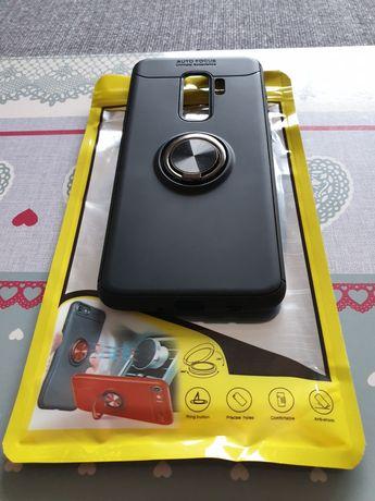 Etui do Samsung Galaxy S9+ z podstawką