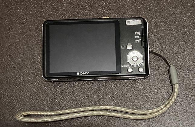 Máquina fotográfica digital Sony DSC-W350