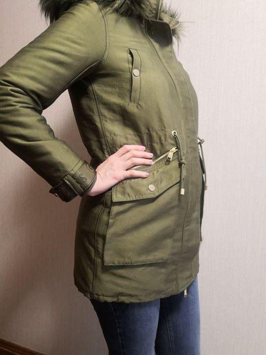 Парка, пуховик, куртка Guess Marciano made in Italy Харьков - изображение 1