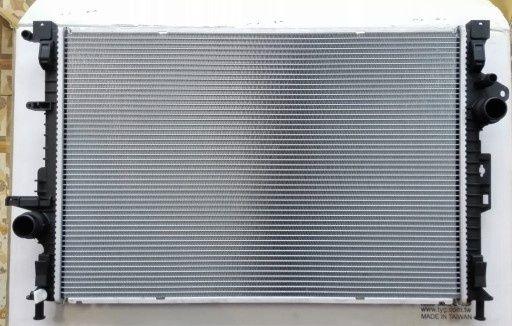 Радиатор новый FORD Mondeo mk5 Fusion USA C-max Kuga Escape Focus
