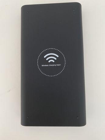 powerbank wireless ( novo nunca usado)