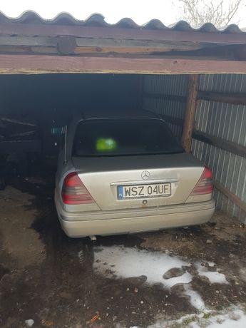 Mercedes C klasa benzyna gaz