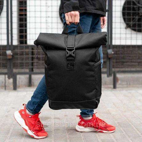 Рюкзак роллтоп SG Empire Travel bag черный