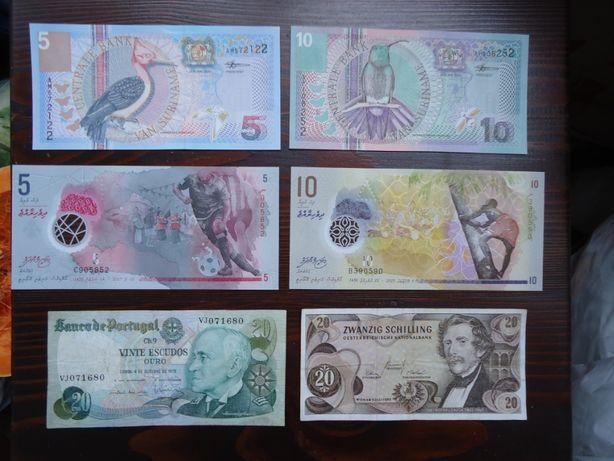 Банкноти для колекції
