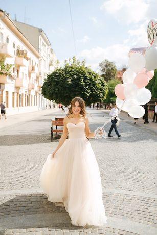 Весільна-вечірня сукня/свадебное-вечернее платье