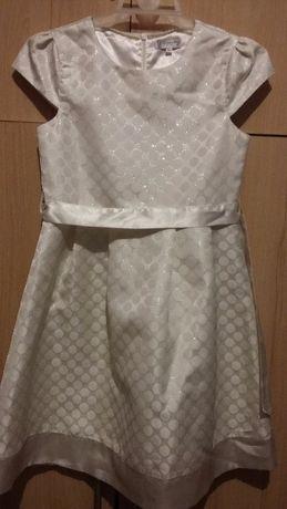 Śliczna sukienka na różne okazje r. 152.