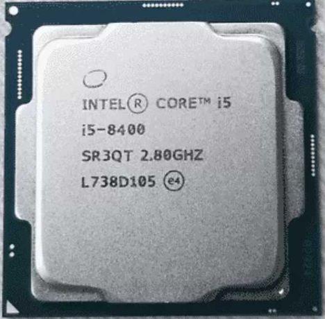 Processador  i5-8400 (2.80Ghz-4,00GHz) LGA1151 CPU