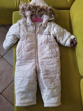 Kombinezon dziecięcy zimowy