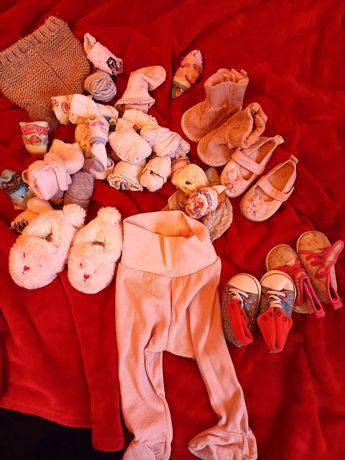 Ubranka dziewczynka 68 cm