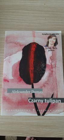 """Czarny tulipan"" Aleksander Dumas. Wysyłka GRATIS"