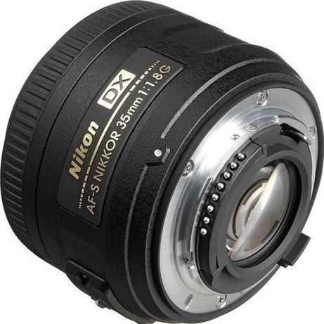 Объектив Nikkor 35mm 1:1.8