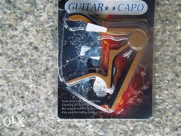 Capo de guitarra