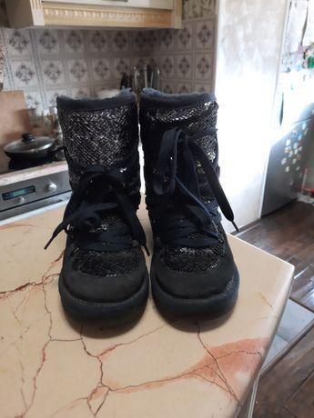 Зимние сапоги  угги ф-ма Evie shoes.