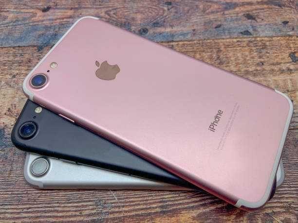 NEW iPhone 7 128 Gb Silver Black • АЙФОН •