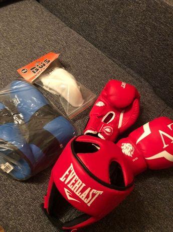 Продам набор для бокса, кик бокса, таэквондо, тайский бокс.