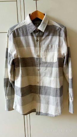 Рубашка для мальчика/ рубашка в школу/ 8-10 лет