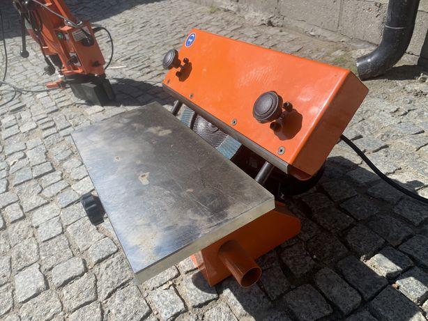 Szlifierka stolowa do krawedzi do metalu  Siemens tarcz listkowa
