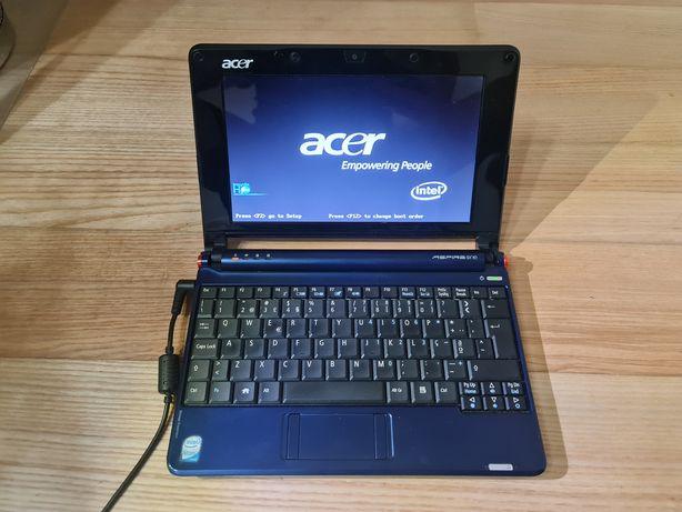 Netbook Acer Aspire One - para arranjo / peças