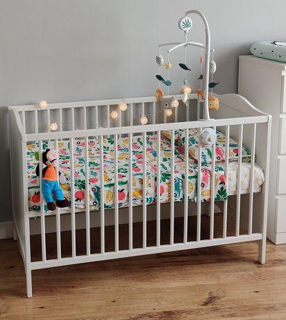 Berço branco IKEA SMÅGÖRA 60x120 cm