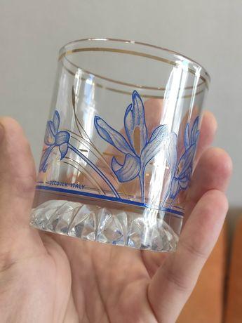 Стаканы стекло, стеклянные стаканы, 6 шт, Италия