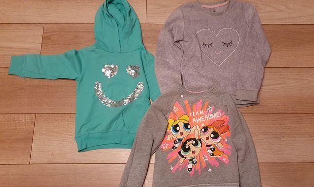 Bluzy dla dziewczynki 128