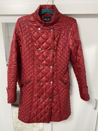 Пальто женское, состояние идеальное размер s-m