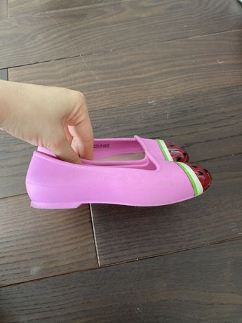 Продам балетки crocs c10 17см оригинал