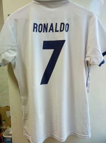 Футболка поло Рональдо- Месси