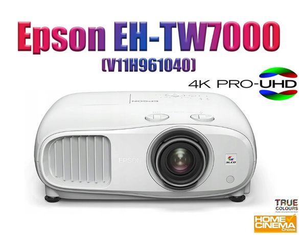 Проектор Epson EH-TW7000 (V11H961040) 4k PRO-UHD