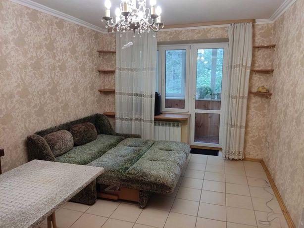 Своя 2к квартира балкон, палисадник, мебель, озеро Министерка, лес