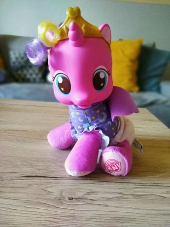 My Little Pony Kucyk Interaktywna Księżniczka Skyla_Dźwięki_Stan Igła