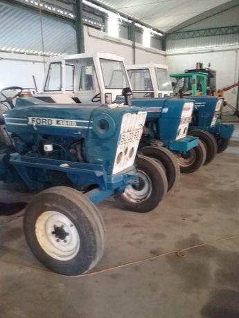 Ford 4000 e 4600 com ou sem cabine
