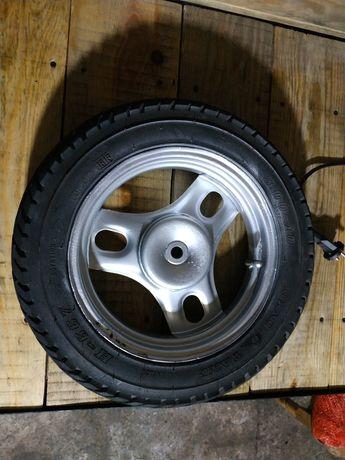 Диск задний колесо на скутер Honda Dio 18.28.34.Tact 24.30