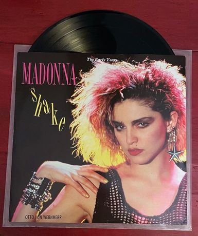 Madonna - Shake - The Early Years Madonna *3 - REPLAY 3010 - Vinyl Max