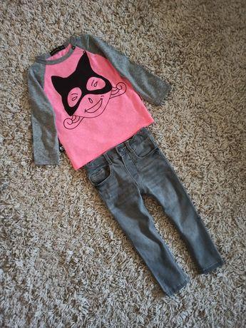 Джинсы скинни Zara, 12-18м, 86см, джинси