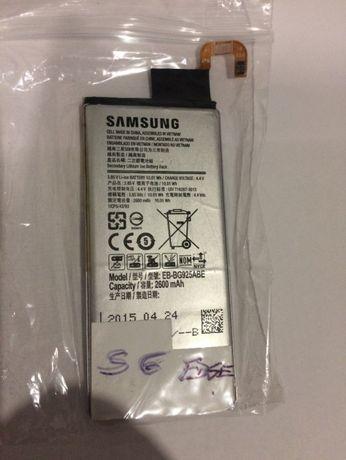 Bateria original samsung S6 Edge como nova.