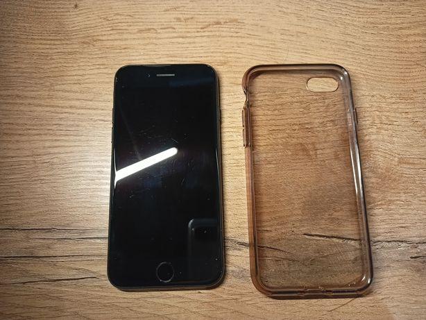 iPhone 7 32GB Jet Black  + obudowa