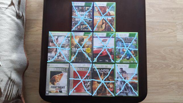 Najtaniej gry xbox 360 pudełkowe 10 złotych