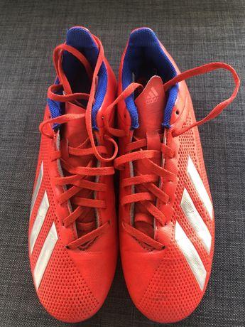 Buty do piłki nożnej korki Adidas 40 2/3 wkladka 25 cm