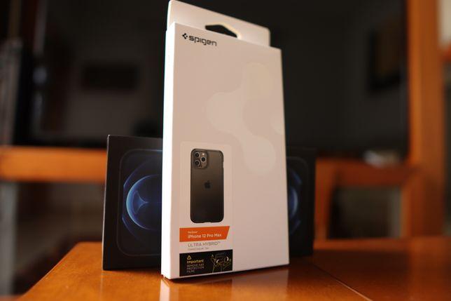 Capa Spigen Ultra Hybrid iPhone 12 Pro Max