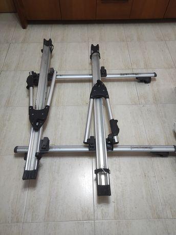 Barras +suportes thule