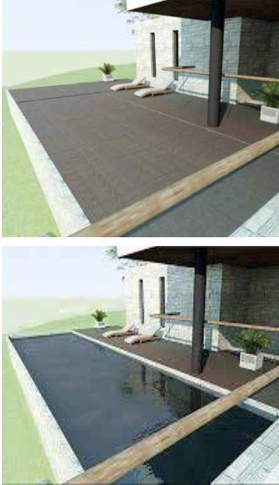 Plataformas para cobrir a sua piscina Cascais E Estoril - imagem 1