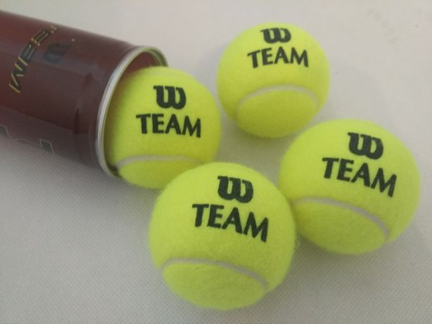 Okazja!!! Piłki tenisowe Wilson 4szt