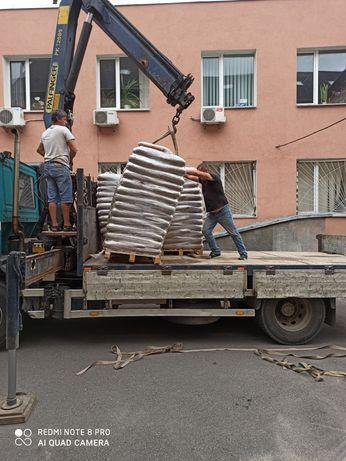 Доставка_разгрузка_занос_подъем стройматериалов_сыпучки-500 грн/тонна.