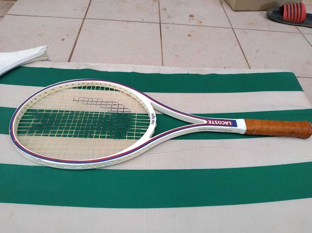 Теннисная ракетка винтажная Lacoste