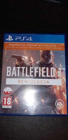 Battlefield 1 Rewolucja PS4