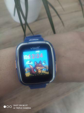 Smartwatch dla dziecka Kidizoom DX V-tech niebieski
